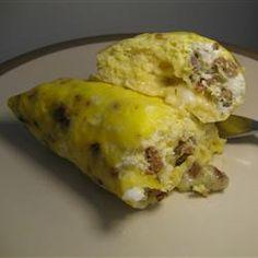 13 minutes no air Omelet in a Bag Allrecipes.com