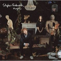 Stephen Fretwell - Magpie