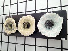ceramics at #Toronto Outdoor #Art Exhibit via http://lifeovereasy.com/ #sculpture