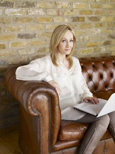 This women - J.K. Rowling