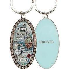 True Friend Forever Key Ring $15.00