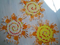 super cute sunshine craft