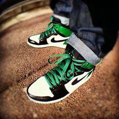 """Air Jordan I """"Celtics"""""""