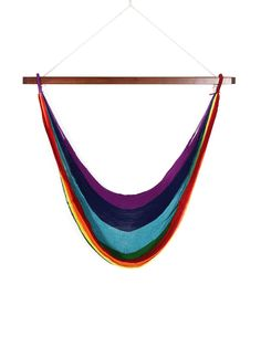 Rainbow Sitting Hammock