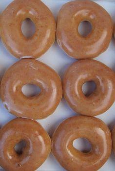 Krispy Kreme Doughnuts Copycat recipe.
