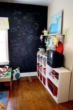 ideas for the kids' rooms