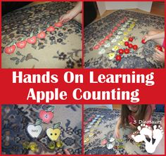 Hands On Learning: Apple Counting
