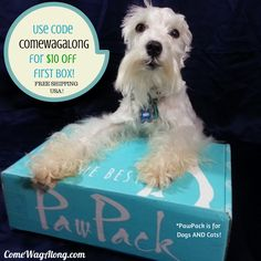 #PawPack Pet Subscri