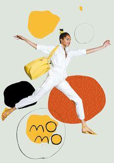 graphic, fashion, design dream, layout, design shtuff, momo, collag, photo, illustr