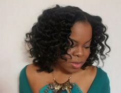 Bantu knot out | Black Women Natural Hairstyles