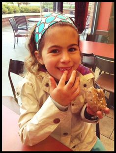 love this! - I don't want my daughters to worry about food - 100 Days of Real Food