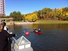 2012 Carlson Canoe Race