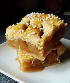 Apple Slab Pie at Dessert By Candy