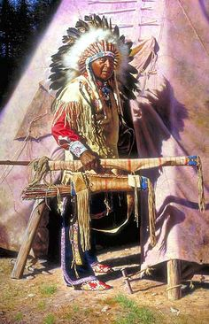 Chief nativ american, native american indians, native americans, hiperrealismo alfredo, cheroke indian, american art, alfredo rodriguez, paint, american nativ