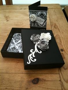 Gorgeous card and gift wrap!