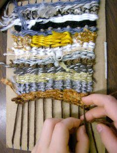 textil art, art lesson, art class, club craft, elementari art, elementary art, lesson idea, 45 art, textile art