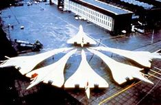 British Airways Concorde Gathering