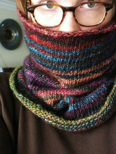 Ravelry: DorotheaAmelia's The Day Before.. FREE PATTERN HERE: http://www.ravelry.com/patterns/library/ive-got-a-crush-on-noro-cowl