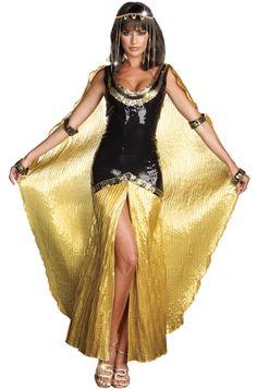 Cleo Adult Costume #halloween #costumes #cleopatra