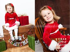 christmas portraits