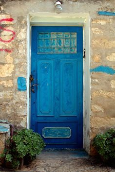 Safed Door, Israel