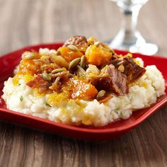 Slow-Cooker Autumn Pork and Pumpkin Recipe