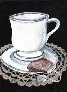 china cup of tea