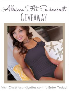 Albion Fit Swimsuit Giveaway #giveaway #swimwear #albionfit