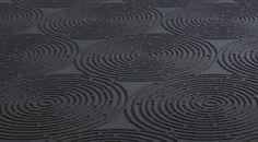 Black Art Vulcano by Object Carpet
