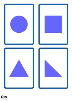 Clear cards for 16 2D shapes (no captions) with additional cards showing names of shapes. A multi-use resource - can be used for simple matching and sorting games or extended by using the included editable template to write shape descriptions and discuss shape properties.