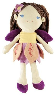 A fairy rag doll!