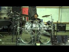 Christmas Eve/Sarajevo 12/24 by the Trans-Siberian Orchestra Drum Cover by Myron Carlos