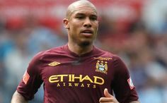 """the """"Dutch assassin"""" Nigel De Jong on his way out of Manchester City to join Inter?"""