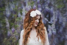 Bride & Groom Photo Shoot: Bohemian Romance In The Woods | Bridal Musings | A Chic and Unique Wedding Blog