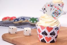 mbakes poker & gambling cupcakes and cookies