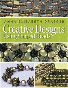 Find 25 different ways to use new bead shapes in your stitching projects! $21.99
