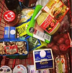 """""""The Skinny Shopping Cart""""!  Your shopping list for everything Flat Belly Diet, Dash Diet, Abs Diet, etc. Healthy and delicious living made simple!"""