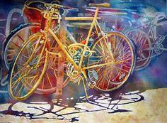 Art Of Watercolor.....Linda Baker