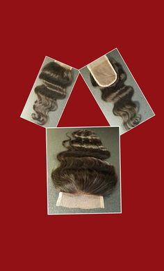 Mane Essence Lace Closures. Body Wave.
