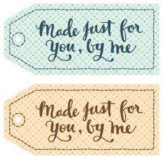 diy gifts, handmade gifts, hand made, gifts tags, gift tags printable