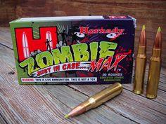 Lethal Zombie Ammunition