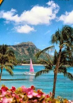 Diamond Head Oahu Hawaii