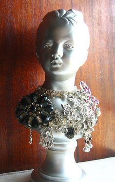 jewelri bust, thing vintag, vintage, vintag jewelri, jewelri passion