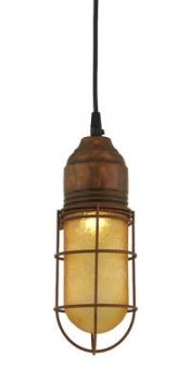 Barn Light Wire Guard Industrial Pendant