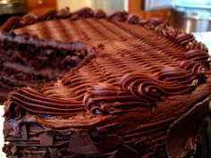 Did you know artificial trans fats can be found in foods like the frosting on this delicious chocolate cake? Learn more about trans fats and whether they are good or bad for your health. https://goto.webcasts.com/starthere.jsp?ei=1028552