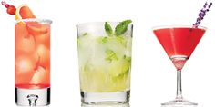 Low-Cal Cocktails For Your Next Summer Shindig #SelfMagazine