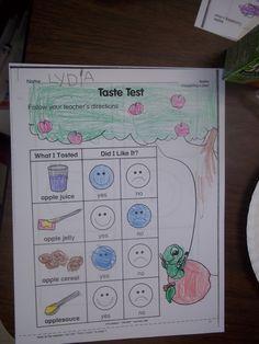 kindergarten appl, classroom, preschool septemb, appl tast, kindergarten class, appl scienc, apples, wood kindergarten, teach