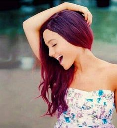 hair color.....love love love