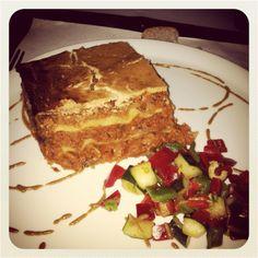 #vegan lasagna!