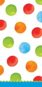 Favor Bags - Big Dots Boy (20)